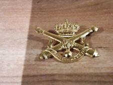 insigne militaire Belge école d'artillerie