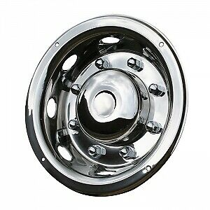 """1 x pair 19.5"""" Rear Deluxe Style Wheel Trims"""