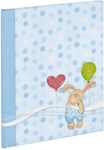 """Hama Kinder Baby Tagebuch """"Kleiner Hase"""" Buch Geburt Babybuch Tagebuch Geschenk"""