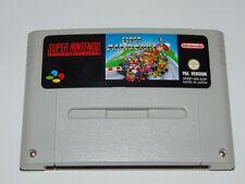 Super Nintendo: Super Mario Kart (cartucho, PAL-ESP)