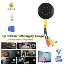 HDTV/AV/RCA Video Streamer Q1 WiFi DLNA Miracast Airplay Screen Mirroring Dongle