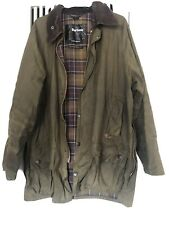 Barbour Classic Beaufort Mens Jacket. Used