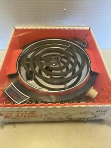 HAMILTON BEACH FIFTH BURNER #812 New Sealed in Original Package ~ Vintage
