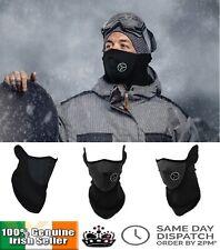Airsoft Half Face Mask Fleece Neck Warmer Gaiter Cover Hat Sports Sport Ski Mask