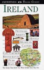 Eyewitness Travel Guide to Ireland, Tim Perry, 0789401886, Book, Good