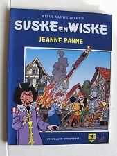Speciale Suske en Wiske Jeanne Panne met blauwe omslag 2000 !!