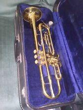 Vintage York Trumpet
