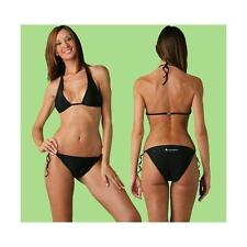 AquaSphere CALETA Black Bikini Set Size UK 14 (36)  BNWT        B25