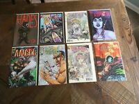 Lot Of 8 Adult Comic Books You Get Everything Pictured