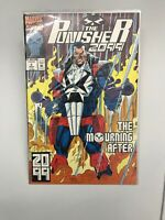 The Punisher 2099 2 Mar 1993 The Mourning After  Marvel Comic Book Good