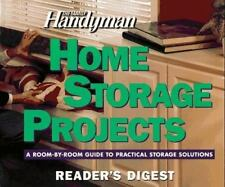 BRAND NEW FAMILY HANDYMAN HOME STORAGE PROJECTS Reader's Digest