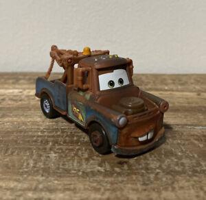 Disney Pixar Cars 2 Race Team Mater Rare! 6
