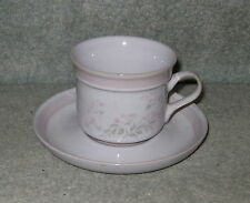 DENBY BRITTANY TEA CUP & SAUCER