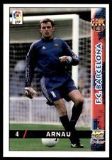 Mundicromo Las fichas de la Liga 98 99 Arnau Barcelona No. 4a