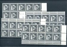 PALESTINE 1932 MNH 40 STAMPS - 430