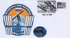Space, Raumfahrt, Progress MS-16 Docking an ISS. Houston 2021