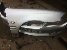 MG ROVER ZS 45 drivers SIDE WING IN silver mbb PAINT CODE o/S