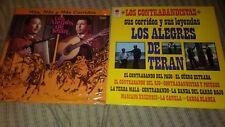 Los Alegres de Teran Vinyl LP lot Low Contrabandistas & Más Más y Más Corridos