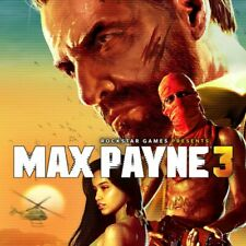 Max Payne 3 Region Free PC KEY (Steam)