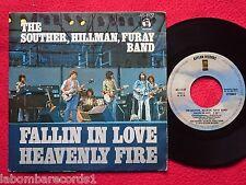 "SOUTHER HILLMAN FURAY Fallin In Love 7"" 1974 HISPAVOX SPAIN (EX-/EX-) 8 BYRDS"