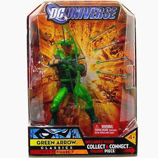 DC UNIVERSE Classics Series # 9_GREEN ARROW 6 inch action figure_MIP_Build CHEMO