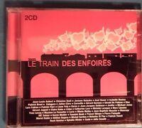 LE TRAIN DES ENFOIRES - LES ENFOIRES (CD) Ref 1125