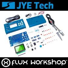 DSO068 Digital Oscilloscope Unsoldered DIY Kit Genuine JYE Tech Flux Workshop