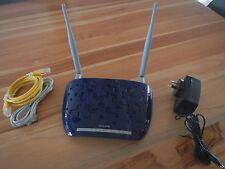 TP-Link TD-W8960N N300 300Mbps 2.4GHz WiFi Wireless ADSL2+ Modem Router