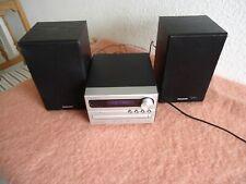 Panasonic SA - PM250 Micro HiFi Stereoanlage USB Bluetooth