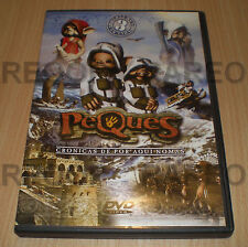 Peques Vol. 3 Cronicas De Por Aqui Nomas Christian Olmos (DVD) MADE IN ARGENTINA