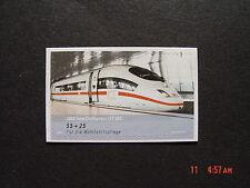BRD 2567 skl. aus MH 64 - Postfrisch - Wohlfahrt - Eisenbahnen - 2006