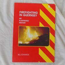 Fire Brigade Fire & Rescue Fire Fighting Guernsey