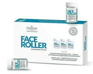 Farmona Professional Roller Anti-Age Concentrate Microneedle Mesotherapy 5 x 5ml