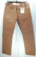 Nwt $42 Levis Jeans Denim 513 Slim Straight Size 14 Regular 27 X 27