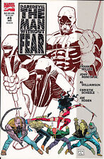 DAREDEVIL THE MAN WITHOUT FEAR N°3 Albo In Americano ed. MARVEL COMICS