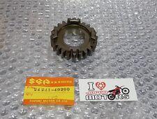 SUZUKI GSX1000 GS1100 GS1150 NEW GENUINE 4TH GEAR DRIVEN  NT:24 24241-49200