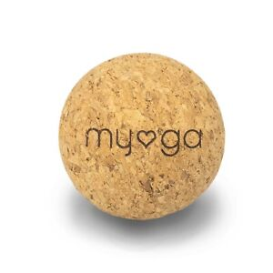 Cork Fascia Massage Myofascial Release Trigger Point Physical Therapy 5cm Ball