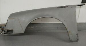 USED ORIGINAL PORSCHE 911 912 LWB DRIVERS SIDE FRONT FENDER W PITTING PATCHES