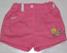 C&A Disney Hose Short Winnie Puuh Mädchen Rosa Gr.62