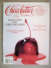 Chocolatier Magazine #5 - 1985