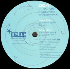 ERIKRUG - Universoul People - Feat. Dynamax - Maine