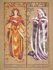 Mirabilia Norac Maidens of The Seasons II CrossStitch Pattern MD74 OOP June 2018