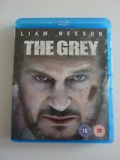 THE GREY LIAM NEESON BLU-RAY