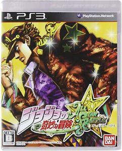 PS3 JoJo's Bizarre Adventure All Star Battle Normal Edition Sony PlayStation 3