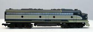 LIFE-LIKE N Scale E8 MISSOURI PACIFIC Powered Diesel Locomotive #7020; DCC