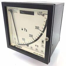 RIXEN RIXOTACT S Differenzduckmessgerät Zug- Druckmessgerät 0-400Pa 220V gefüllt