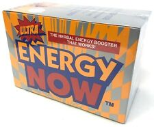 Ultra Energy Now, Herbal Supplements (24 Packs x 3 Tablets in Each)
