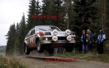 Pentti Airikkala Vauxhall Chevette 2300 Hs 1000 lagos fotografía Rally 1978 1