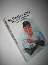 You Could Look It Up, The Life Of Casey Stengel Book. 1979, N Y  Yankess! *Rare