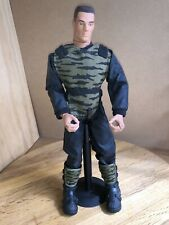 "Action Figure ""G.I.Joe"" Double Duty Operation ""Tiger Hawk"" NIB Hasbro"